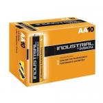 Baterie alcalina LR06 | AA, 10 buc | cut, DURACELL INDUSTRIAL MN1500