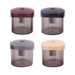 Ascutitoare simpla plastic, container plastic, ARK