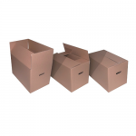 Cutii arhivare | depozitare, kraft, 550x320x350 mm, 10 buc | set