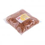 Inele elastice cauciuc natural, 80 mm, 250 gr | punga, 3A