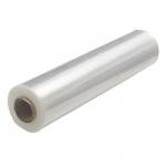 Folie stretch manuala, transparent, 23 microni, 50 cm x 120 m