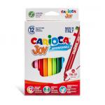 Carioca super-lavabila, 12 culori | cutie, CARIOCA Joy