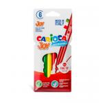 Carioca super-lavabila, 6 culori | cutie, CARIOCA Joy