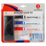 Set 5 accesorii | Starter-kit pentru tabla alba | whiteboard, NOKI