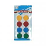 Magneti pentru tabla | whiteboard, 30 mm, 8 buc/set