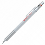 Creion mecanic profesional, 0.5 mm, ROTRING 600 Silver