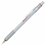 Creion mecanic profesional, 0.5 mm, ROTRING 800 Silver