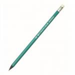 Creion HB cu radiera, corp plastic, DONAU