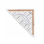 Echer 45/23 - 20 cm WH Geometry, ROTRING