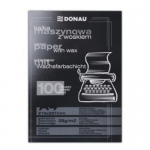 Hartie copiativa | Indigo masina de scris, negru, 100 coli, DONAU