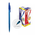 Pix unica folosinta, semi-gel, 0.7 mm, albastru, ARK