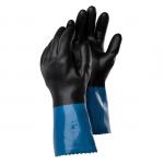 Manusi PVC industriale, protectie chimica, marime 8-10, TEGERA 71000