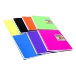 Caiet cu spira, A4, coperti plastic PP, dictando | matematica, 100 file, Mynote