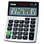 Calculator de birou, 12 digiti, EXXO EC-16