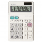 Calculator de birou, 12 digits, ecran rabatabil, SHARP EL-320W