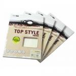 Carton carti vizita, A4, 220 gr/mp, 20 coli, TOP STYLE Linen