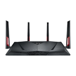 Router gaming wireless 3600 Mbps, dual band, ASUS RT-AC88U