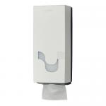 Dispenser hartie igienica pliata, CELTEX Megamini
