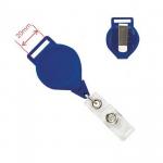Dispozitiv cu snur retractabil pentru ecuson | legitimatie, KEJEA