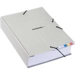 Dosar extensibil cu alonja de mare capacitate, carton 335 gr/mp, JALEMA