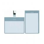 Ecuson vertical, 63x85 mm, 50 buc | cutie, FLARO