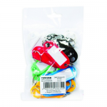 Suport eticheta pentru chei, 20 buc | set, OFFICE PRODUCTS