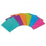 Mapa carton laminat, A4, cu elastic, LEITZ Wow