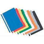 Dosar plastic cu sina si perforatii, A4, 50 bucati | set, EXXO