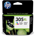 Cartus Color 305XL 3YM63AE, original HP DESKJET 2320 AIO