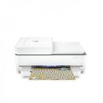 Multifunctional inkjet color, A4, 20 ppm, Duplex, Fax, WiFi, ADF, HP DeskJet Plus Ink Advantage 6475 All-in-One