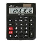 Calculator de birou, 12 digits, REBELL 8118-12