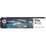 Cartus Cyan 913A F6T77AE 3K original HP Pagewide Pro 452DW