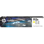 Cartus Yellow 913A F6T79AE 3K original HP Pagewide Pro 452DW