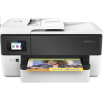 Multifunctional inkjet color, A3, 34 ppm, Duplex, Fax, WiFi, ADF, HP OfficeJet Pro 7720 Wide Format All-in-One