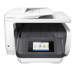 Multifunctional inkjet color, A4, 24 ppm, Duplex, Fax, WiFi, ADF, HP OfficeJet Pro 8730 e-All-in-One