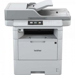 Multifunctional laser monocrom, A4, 46 ppm, Duplex, Fax, WiFi, ADF, BROTHER DCP-L6800DW