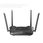 Router wireless 1500 Mbps, Wi-Fi 6, dual band, D-LINK DIR-X1560