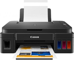Multifunctional inkjet color, A4, 9 ppm, WiFi, CANON PIXMA G3411 CISS