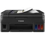 Multifunctional inkjet color, A4, 9 ppm, Fax, WiFi, ADF, CANON PIXMA G4411 CISS