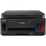 Multifunctional inkjet color, A4, 13 ppm, Duplex, WiFi, CANON PIXMA G6040 CISS