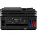 Multifunctional inkjet color, A4, 13 ppm, Duplex, Fax, WiFi, ADF, CANON PIXMA G7040 CISS