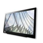 """Monitor portabil LCD Touchscreen 15.6"""", IPS Wide Full HD 1920x1080, 220 cd/mp, USB-C, AOC I1601FWUX"""