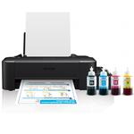 Imprimanta inkjet color, A4, 8.5 ppm, EPSON EcoTank L120 CISS