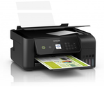 Multifunctional inkjet color, A4, 33 ppm, WiFi, EPSON EcoTank L3160 CISS