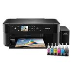 Multifunctional foto inkjet color, A4, 37 ppm, EPSON EcoTank L850 CISS
