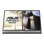 "Monitor portabil LCD Touchscreen 15.6"", IPS Wide Full HD 1920x1080, 250 cd/mp, USB-C, ASUS ZenScreen MB16ACM"