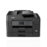 Multifunctional inkjet color, A3, 35 ppm, Duplex, Fax, WiFi, ADF, BROTHER MFC-J3930DW