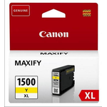 Cartus Yellow PGI-1500XLY, 12 ml, original CANON MAXIFY MB2050