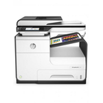 Multifunctional inkjet color, A4, 55 ppm, Duplex, Fax, WiFi, ADF, HP PageWide MFP 477DW
