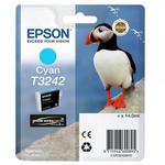 Cartus Cyan T3242 C13T32424010, 14 ml, original EPSON SC-P400
